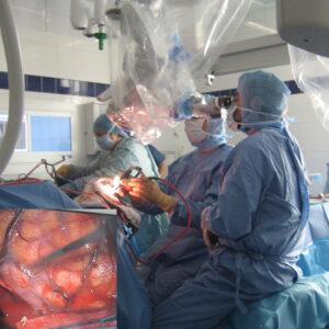 Hirnchirurgie Operation